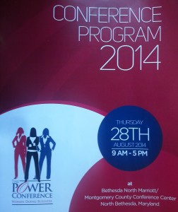 The Power Conference Program 2014