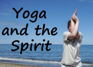 Yoga and the Spirit Summer Scene