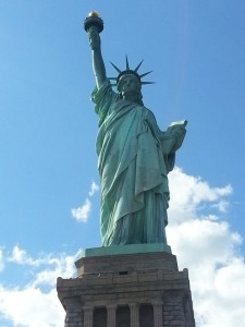 Give me your tired, your poor, your huddled masses yearning to be free.